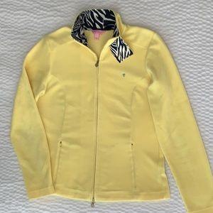 Lilly Pullitizer Fleece Jacket